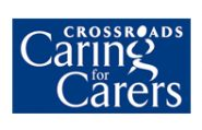 Web design for Crossroads Caring for Carers Worcestershire