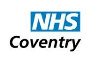 Brochure design, annual report design, leaflet design for NHS Coventry