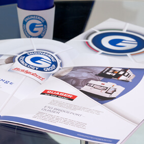 Engineering Technology Group Branding