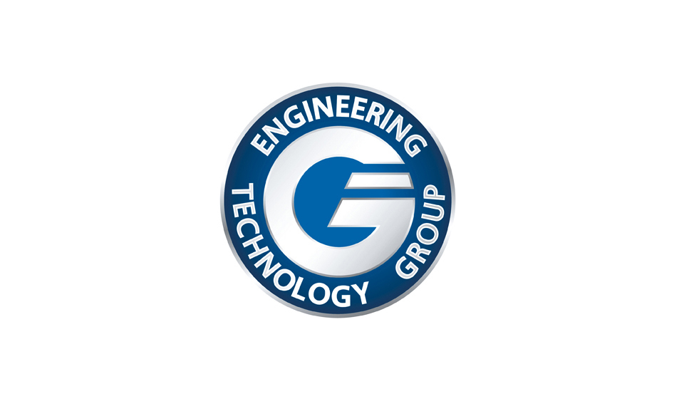 Logo design and branding guidelines for Engineering Technology Group