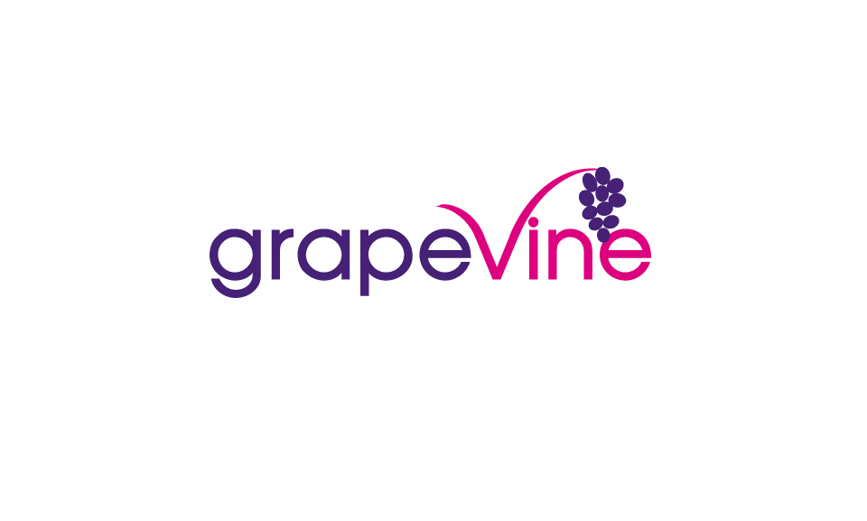 Our logo design and branding for grapevine in Coventry