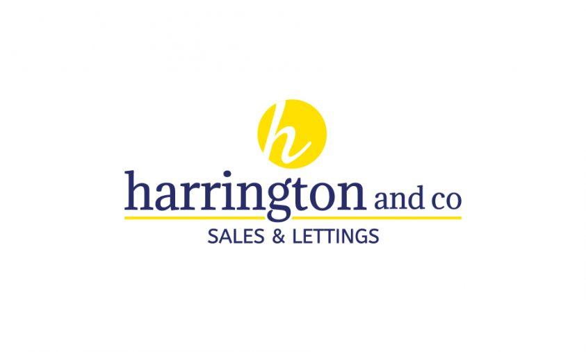 Logo and branding design for Harrington and Co
