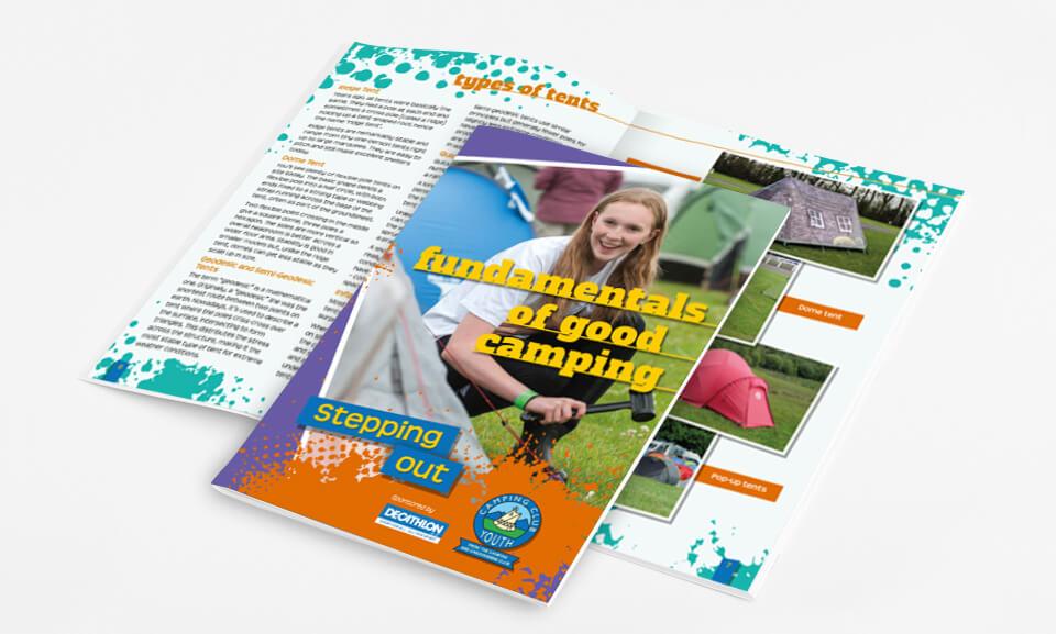 The Camping & Caravanning Club Fundamentals of Good Camping Book
